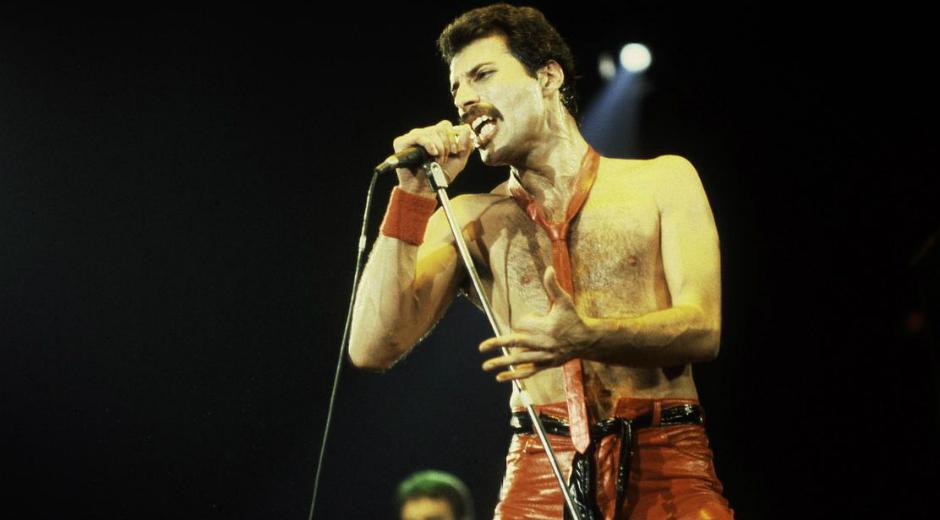 Freddy Mercury. Bohemian Rhapsody.