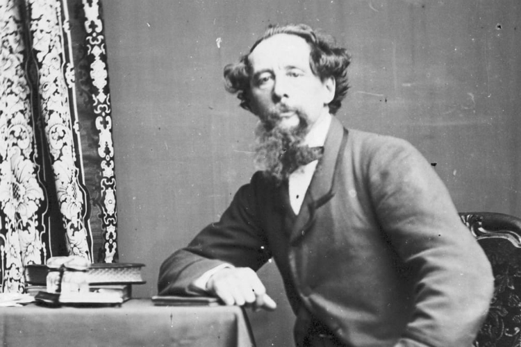 Charles Dickens. Fotoğraf: Hulton Archive / Getty Images